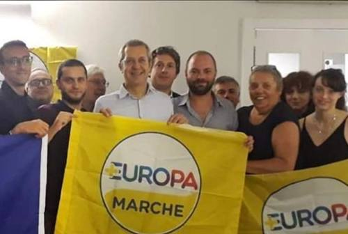 '+Europa riparte da Senigallia: coalizione con il centrosinistra alle elezioni 2020