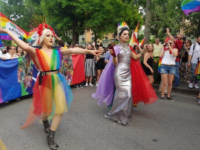 Marche Pride, Arcigay Ancona: «L'Italia indietro di venti anni sui diritti»