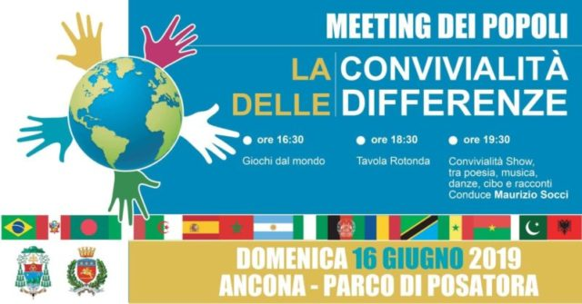 A Posatora il Meeting dei Popoli, un dialogo tra diverse etnie