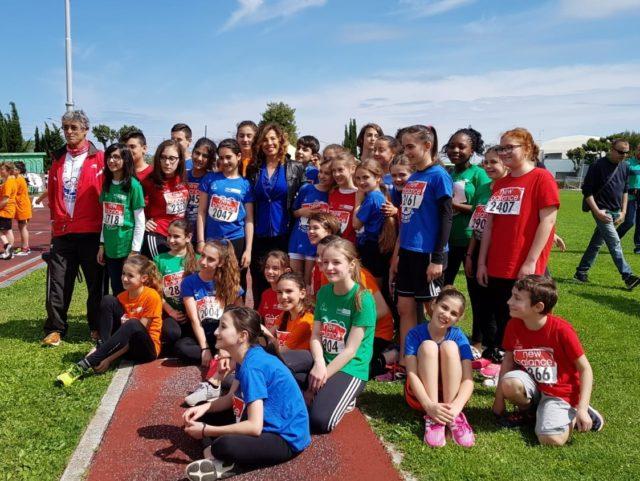 Falconara, salta l'edizione 2020 delle Miniolimpiadi