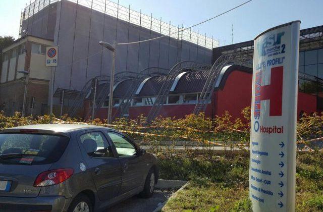 L'ospedale di Fabriano al centro di un documento territoriale e del consiglio comunale aperto