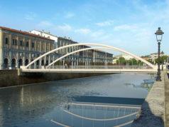 Il progetto per il nuovo ponte II Giugno a Senigallia