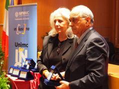 """Consegnato il premio """"Inclusione 3.0"""" all'Università di Macerata dal rettore Adornato"""