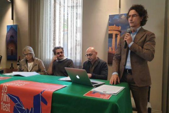 Presentazione ad Ancona della 16sima edizione di Corto Dorico