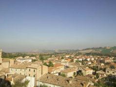 San Lorenzo in Campo, panorama. Foto di Comune di San Lorenzo in Campo