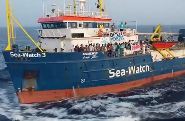 Sea Watch: da «gravissimo episodio» a «sfida politica» sui migranti. E la soluzione?