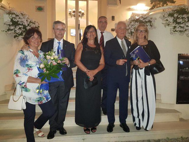Passaggio del Martelletto al Rotary Club di Jesi: Ragaini succede alla Duca