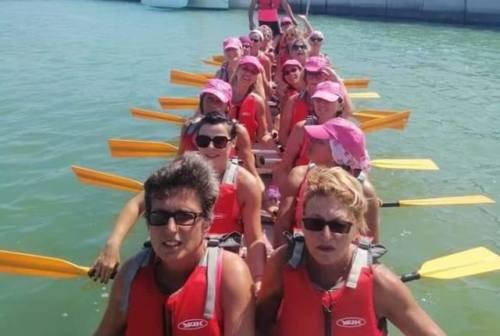 Ad Ancona la Regata per la vita, a vele spiegate contro il tumore al seno