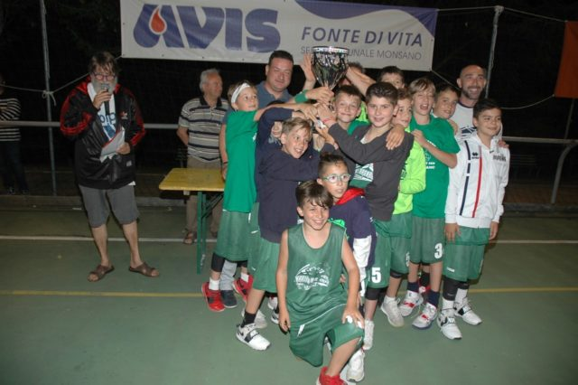 Basket, il Torneo Avis Monsano regala emozioni