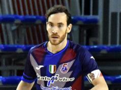 Il capitano dell'Italservice Pesaro, Felipe Tonidandel