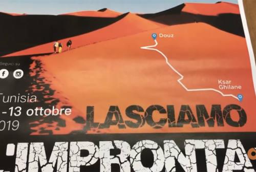 Cento km a piedi nel deserto del Sahara per i bambini del Perù: l'impresa del poliziotto fabrianese