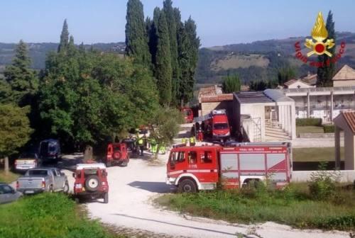 Serra San Quirico, ritrovato l'anziano scomparso. Sta bene. Era in località Sasso, vicino al cimitero