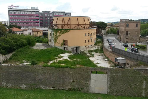 Senigallia, ex cinema politeama Rossini: al suo posto un giardino