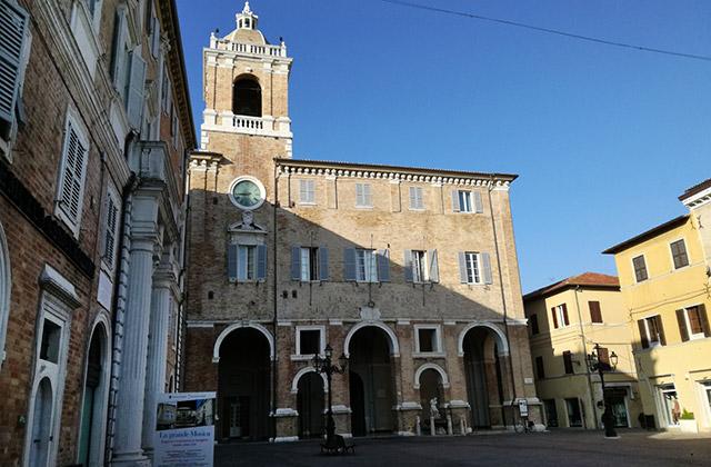 Comune di Senigallia: il municipio