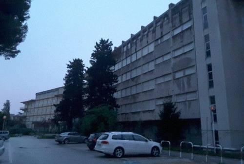 Jesi, in primavera la demolizione del vecchio ospedale