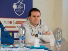 Paolo Fantini, general manager della Ristopro Basket Fabriano