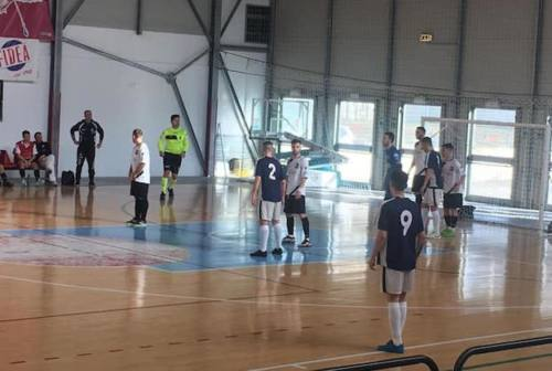 Calcio a 5: l'Apd Cerreto cade a Jesi