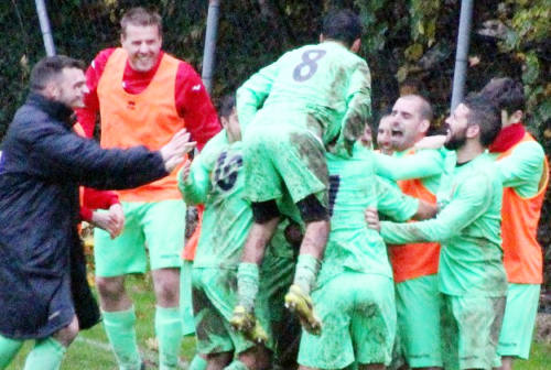 Calcio, seconda Categoria: l'unico sorriso del weekend è quello dell'Arcevia