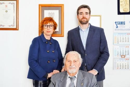 La Samis Gabrielli Ascensori taglia il traguardo dei 60 anni di attività