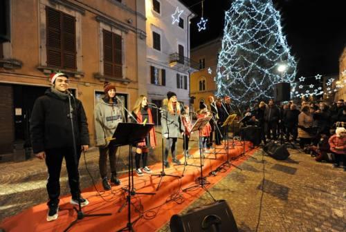 Osimo, il Natale si accende in città