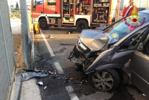 Unione Media Vallesina, strade sicure anche dopo gli incidenti stradali