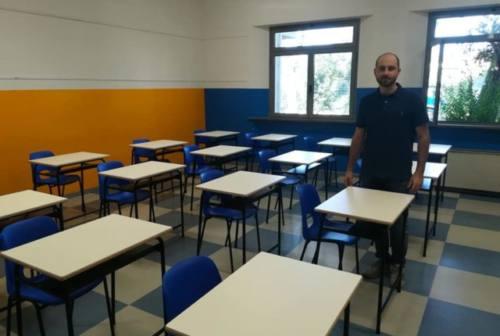 Osimo, scuole anticontagio: arriva il sì ai progetti