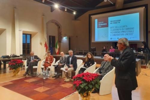 Avviato l'iter per la candidatura della carta filigranata di Fabriano nel patrimonio Unesco