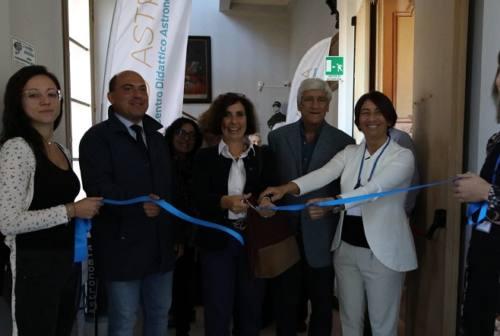 Osimo, inaugurato il centro didattico astronomico