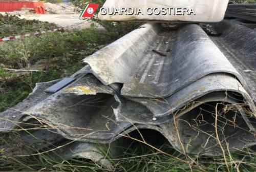 Rifiuti pericolosi e calcinacci abbandonati sul Foglia, denunce e sequestri