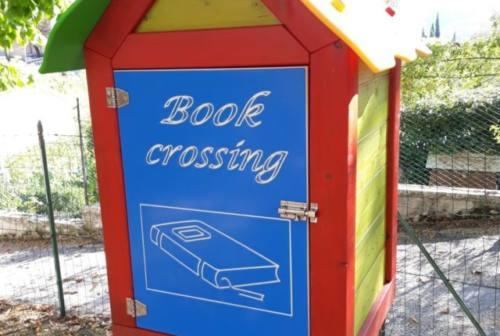 Inaugurata a Sassoferrato la Casetta dei libri