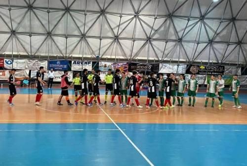 Futsal, il Cus Ancona si aggiudica il derby con la Futsal ASKL