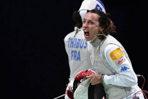 Scherma, compleanno e vigilia di gara per Elisa Di Francisca