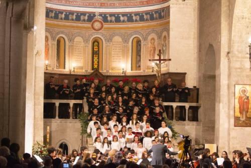 Gran Concerto di Natale: più di 100 esecutori a Osimo