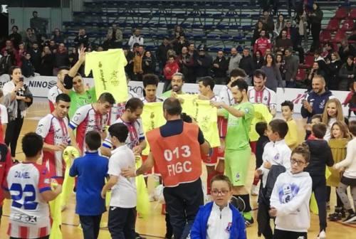 Futsal, Italservice di misura sulla Came e vetta confermata. Ora testa al Kazakistan