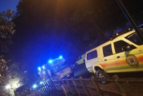 Genga: in salvo lo speleologo rimasto intrappolato nella grotta del Fiume