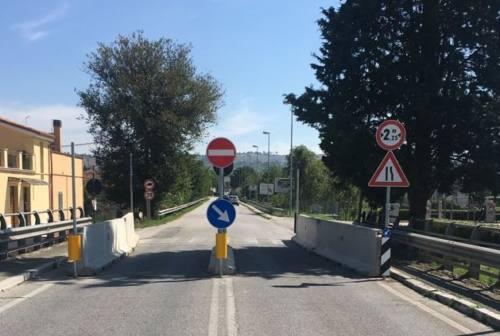 Jesi, Confartigianato: «lavori sul Ponte San Carlo, allarme costi materie»