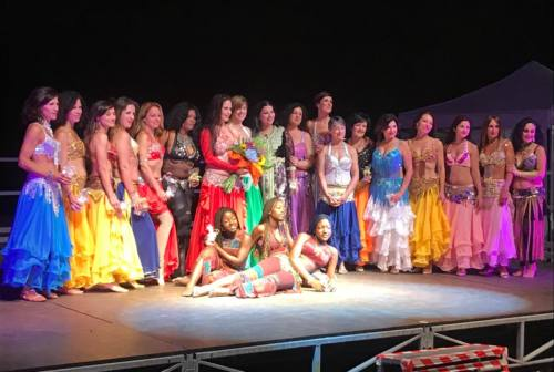 Integrare ed integrarsi: la danza orientale come incontro con l'altro e con se stessi