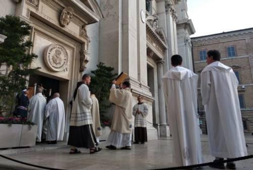 Loreto, il Papa celebra la festa della Madonna