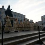 La processione