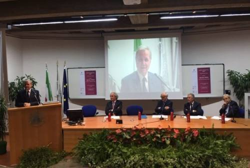 Ignazio Visco (Bankitalia) ad Ancona: «L'immigrazione non ha effetti negativi sull'occupazione. Basta capri espiatori»