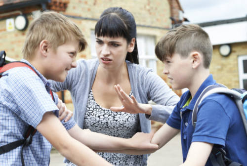 Perché i bambini sono aggressivi?
