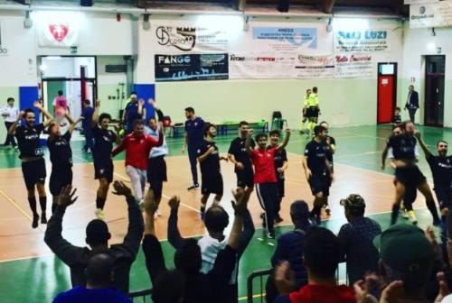 Futsal: in B il Corinaldo ritrova subito il sorriso, in C2 Audax ancora vincente