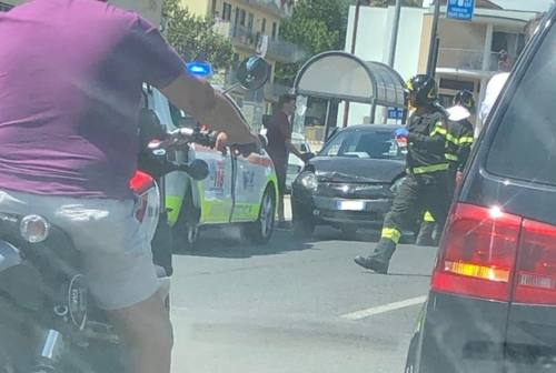 Incidente a Osimo, coinvolto l'ex sindaco Dino Latini