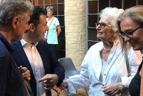 Liliana Segre cittadina onoraria di Fabriano, la soddisfazione dell'Anpi