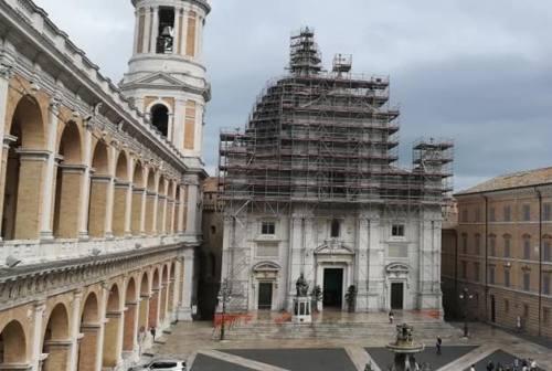 Lavori alla basilica di Loreto, nessuno stop alle visite