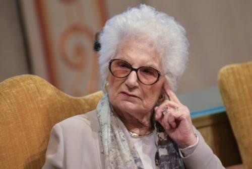 Cittadinanza onoraria alla senatrice Liliana Segre dal Comune di Castelbellino