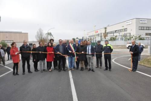 Osimo, inaugurato il bypass a Padiglione