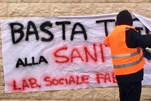 Manifestazione unitaria ad Ancona per difendere la sanità a Fabriano