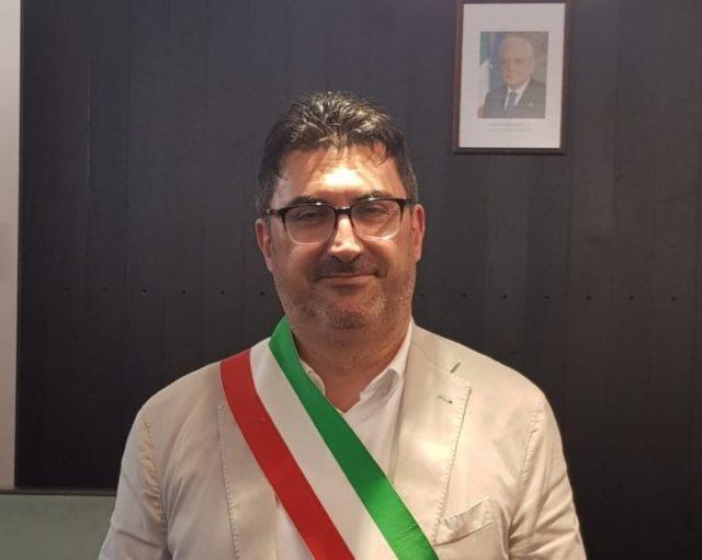 Maurizio Greci, sindaco di Sassoferrato