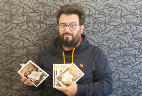 """A Jesi la presentazione del primo romanzo """"cartaceo"""" di Michele Pinto"""